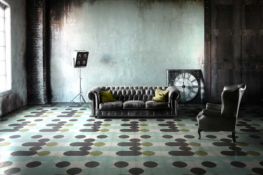 Nouvelle Collection de Carreaux Ciments BISAZZA - Agence Gobin ...